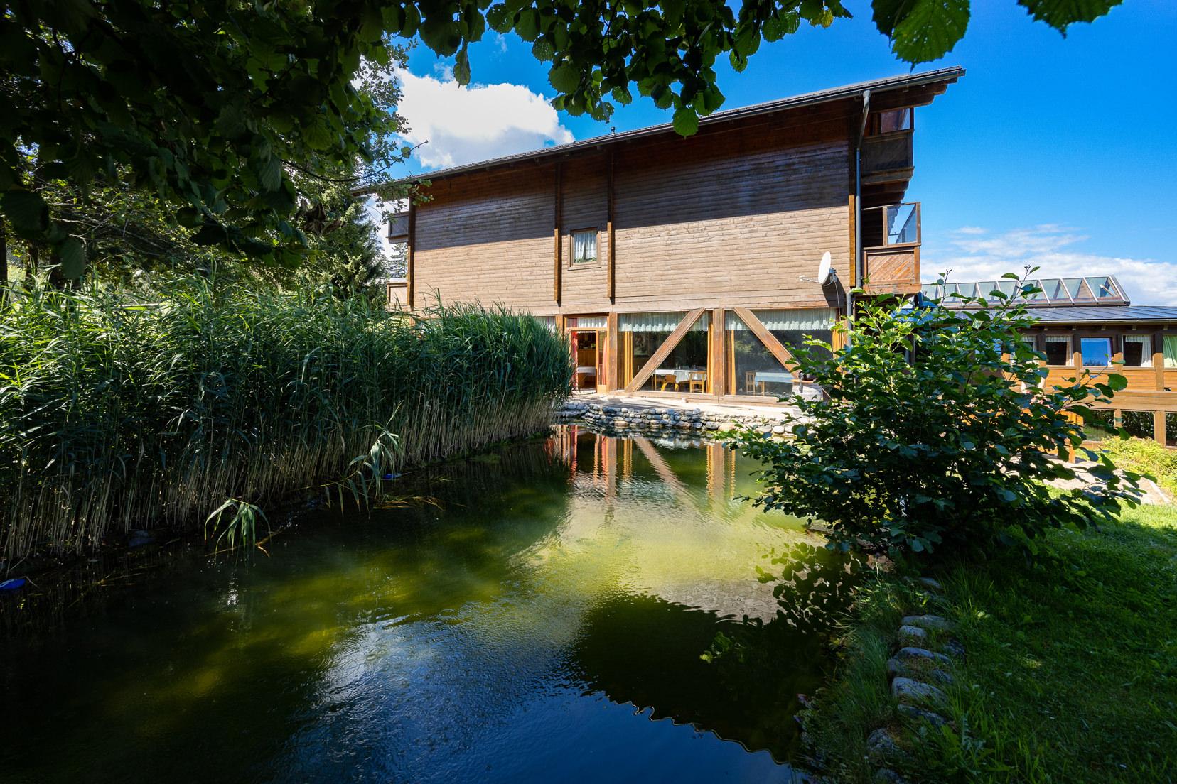 Herrlicher Panoramablick vom Naturhotel Enzianhof | © Naturhotel Enzianhof