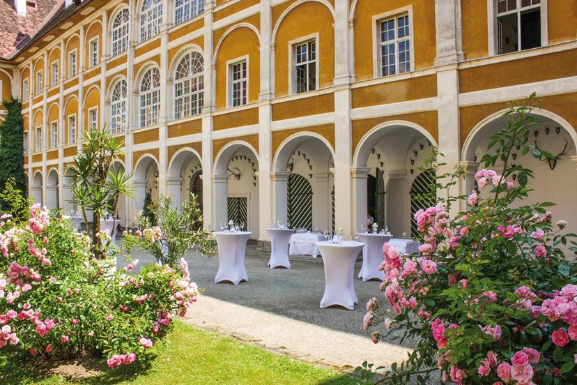 Schloss Stainz | © Rauch-Hof
