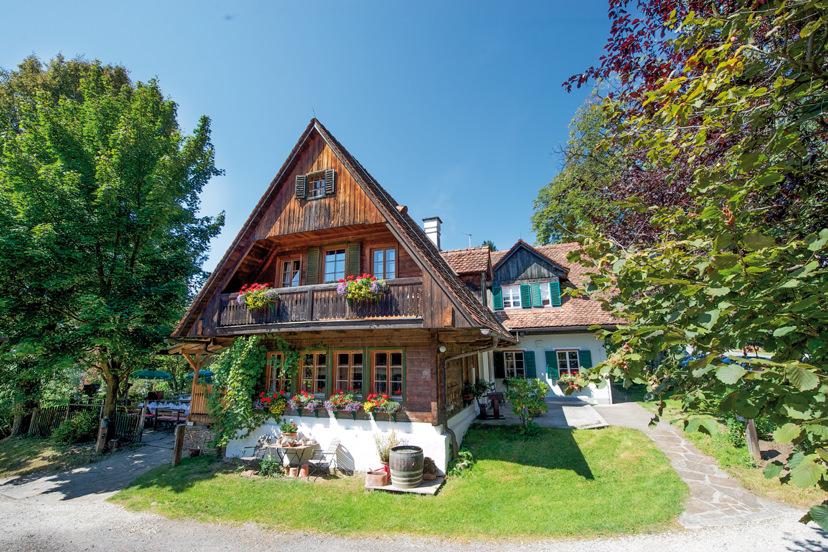 Rote Stube beim Wirtshaus Jagawirt | © Wirtshaus Jagawirt