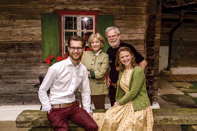 Familie Goach | © Wirtshaus Jagawirt