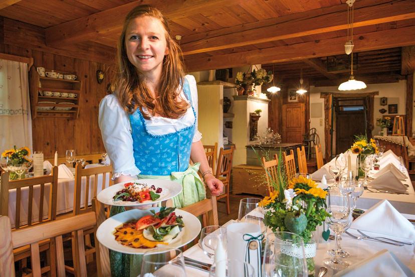 Herzhafte Küche beim Wirtshaus Jagawirt | © Wirtshaus Jagawirt