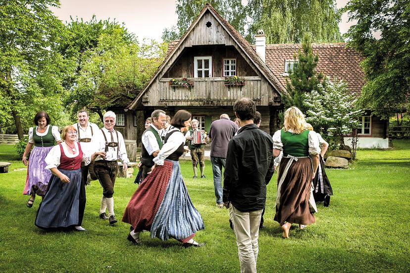 Beim Wirthaus Jagawirt ist Feiern erwünscht | © Wirtshaus Jagawirt