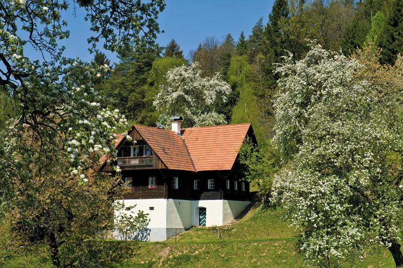 Bauernhaus beim Wirtshaus Jagawirt | © Wirtshaus Jagawirt