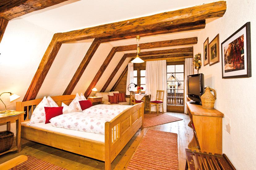 Zimmer beim Wirtshaus Jagawirt | © Wirtshaus Jagawirt