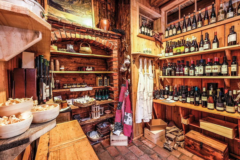 Hofladen beim Wirtshaus Jagawirt | © Wirtshaus Jagawirt