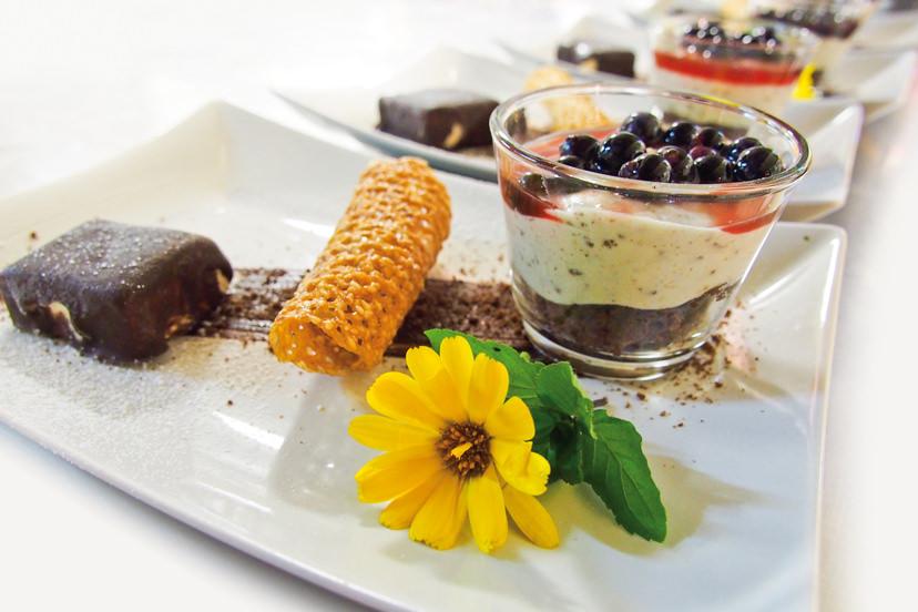 Köstliches Dessert vom Wirtshaus Jagawirt | © Wirtshaus Jagawirt