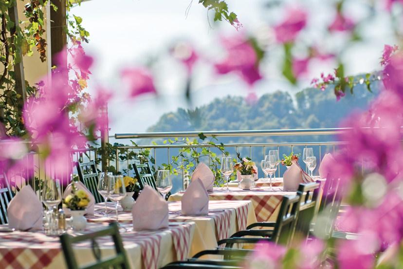 Gedeckter Tisch   © Weingasthof Kappel