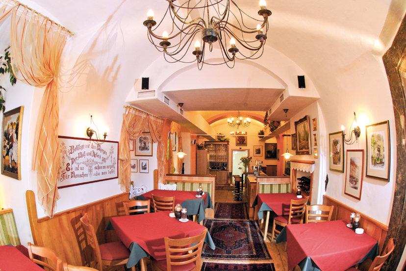 Gastzimmer | © Welscher Stubn