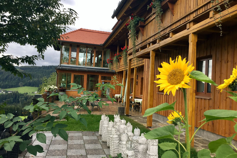 Bio-Hotel - Alpengasthof Koralpenblick