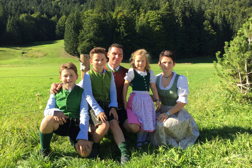 Familie Smolana | © Bio-Hotel - Alpengasthof Koralpenblick
