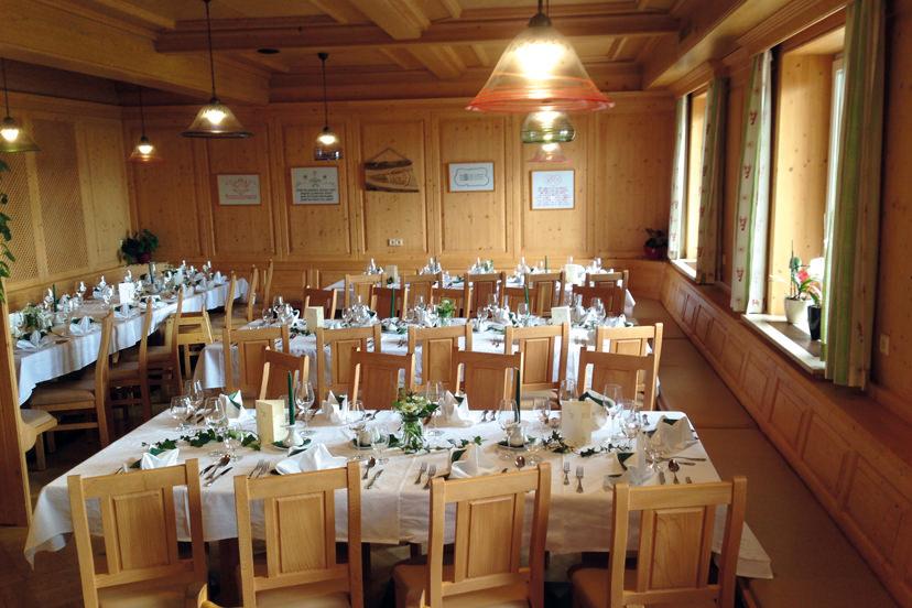Gastraum | © Bio-Hotel - Alpengasthof Koralpenblick