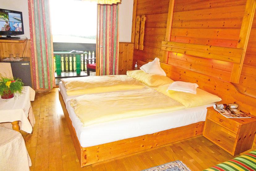 Zimmer | © Bio-Hotel - Alpengasthof Koralpenblick
