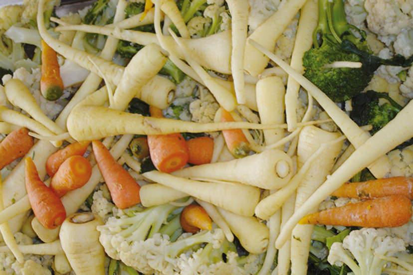 Gemüse aus dem Garten | © Bio-Hotel - Alpengasthof Koralpenblick